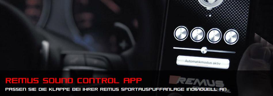 remus-sound-control-app